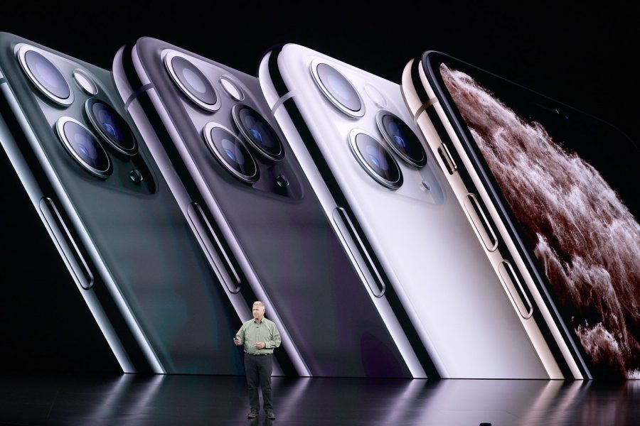 The New iPhone 11 Trio