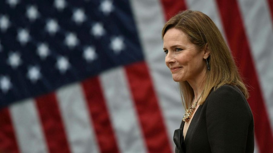 The Rise of  Justice Amy Coney Barrett