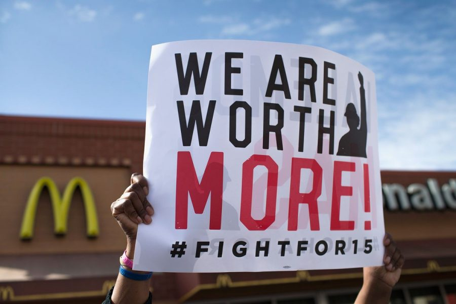 The Minimum Wage Needs to be Raised