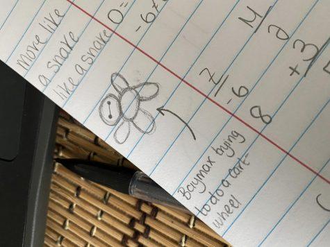 Kamellia Barrett, Algebra 2 Notebook, Grade 10