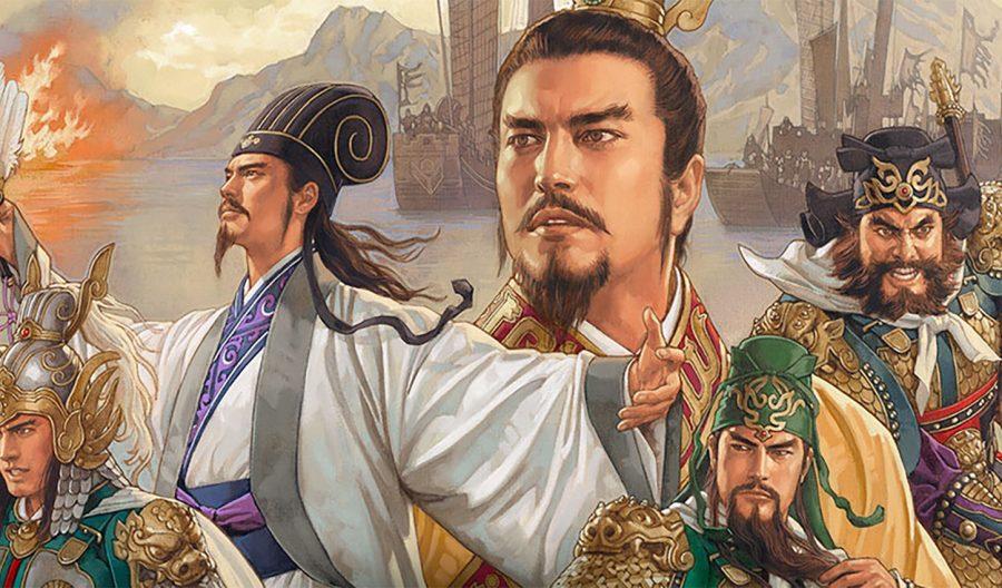 Three Kingdoms: Declaration of Fate